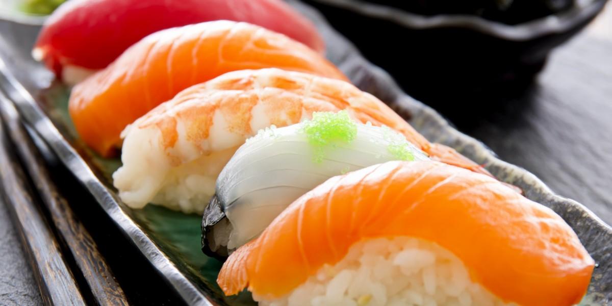Eres un sushi adicto??