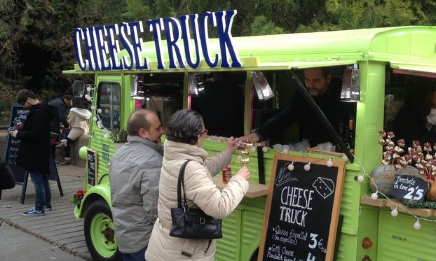 Cheese Truck