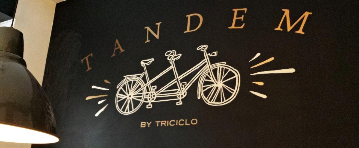Restaurante Tandem. Madrid